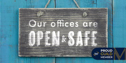 Urban Village Home Office Open and Safe