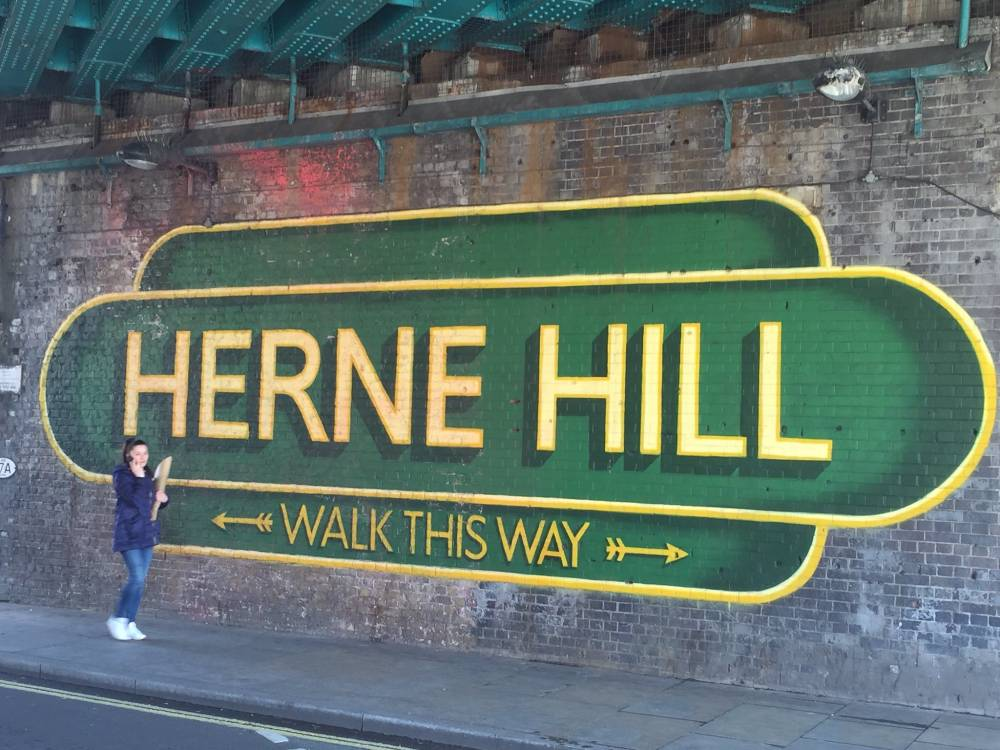 UVH Blog - An Urban Village: why we love…Herne Hill
