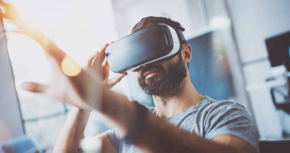 UVH Blog - HOW VIRTUAL REALITY IS CHANGING THE PROPERTY SECTOR